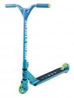MX Trixx 2.0 Azul - El MX TRIXX es un scooter intermedio, la mejor calidad para iniciarse en el mundo de las acrobacias. Todos sus componentes son de la más alta calidad. Empieza a hacer tus primeros trucos con este Scooter diseñado por riders de la talla de Benjamin Friant, Simon Roduit...