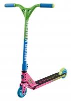 MX Trixx 2.0 Verde - El MX TRIXX es un scooter intermedio, la mejor calidad para iniciarse en el mundo de las acrobacias. Todos sus componentes son de la más alta calidad. Empieza a hacer tus primeros trucos con este Scooter diseñado por riders de la talla de Benjamin Friant, Simon Roduit...