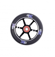 Rueda 110mm MX Negra/Negra -