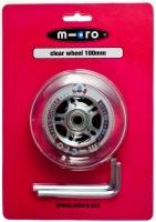 Rueda 100mm - Rueda de 100mm para los modelos: Micro Sprite y KB Original