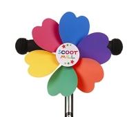 Scoot Molinillo - Molinillo de viento multicolor para tu Micro