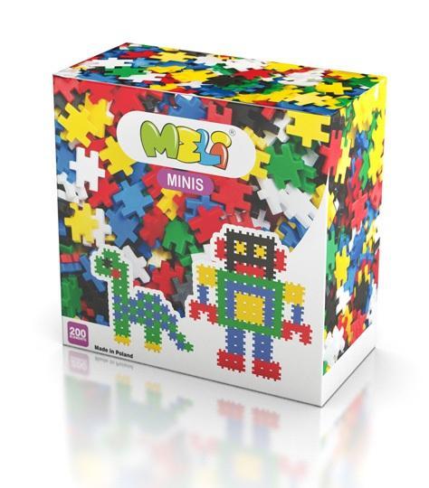 MELI Minis 200pcs -