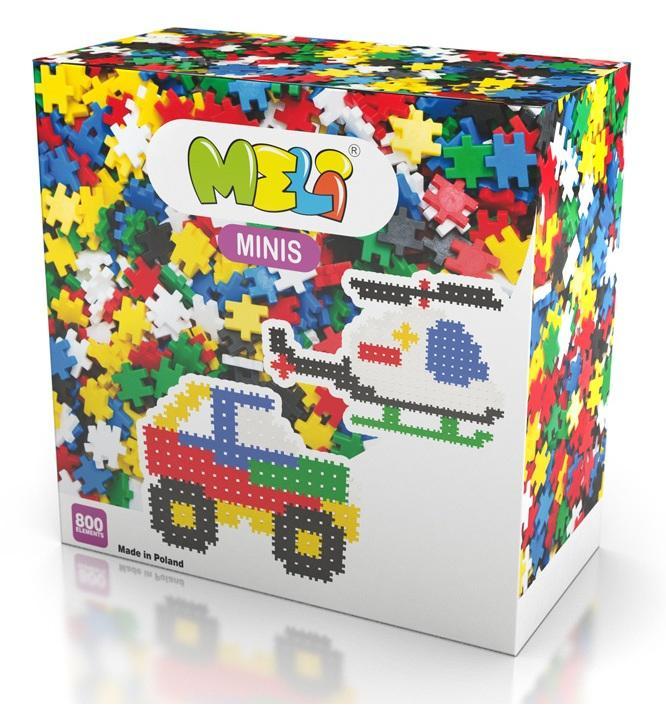 MELI Minis 800pcs -