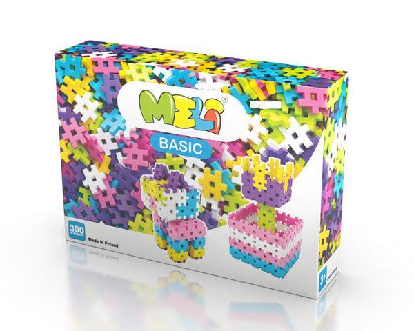 MELI Basic Pastel 300pcs -