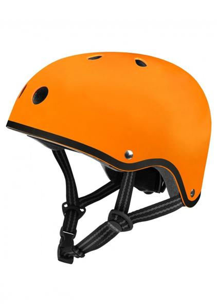 Casco Naranja Mate -