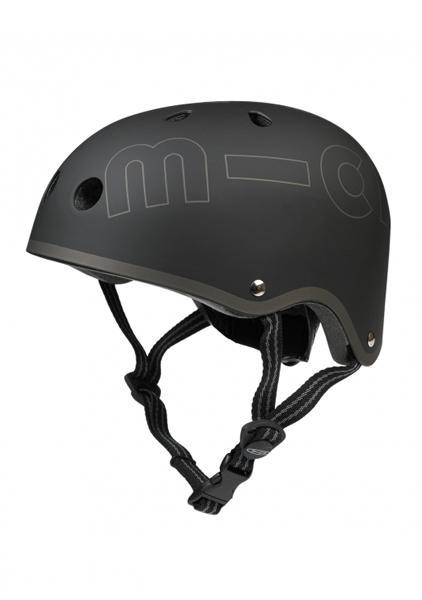 Casco Negro Micro -