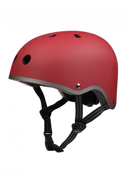 Casco Rojo Mate -