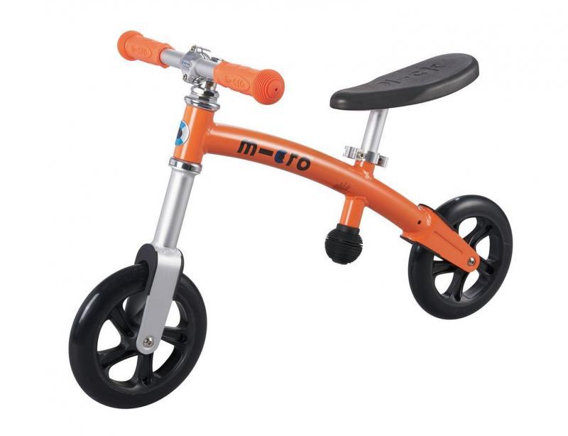 G-BIKE Light Orange - Color Naranja