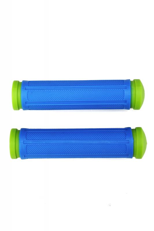 Puños MX Azul/Verde -