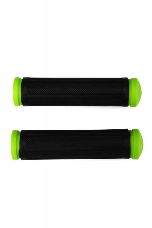 Puños MX Negro/Verde -