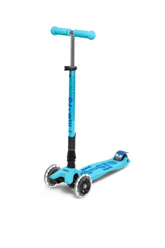 MAXI DELUXE AZUL Plegable LED - Maxi Deluxe Plegable Azul Brillo