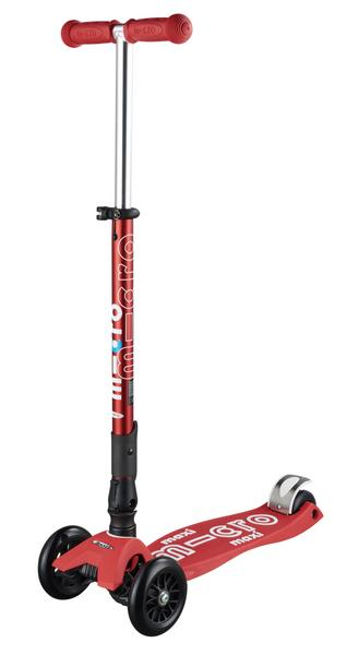 MAXI DELUXE ROJO Plegable - Maxi Deluxe Plegable Rojo