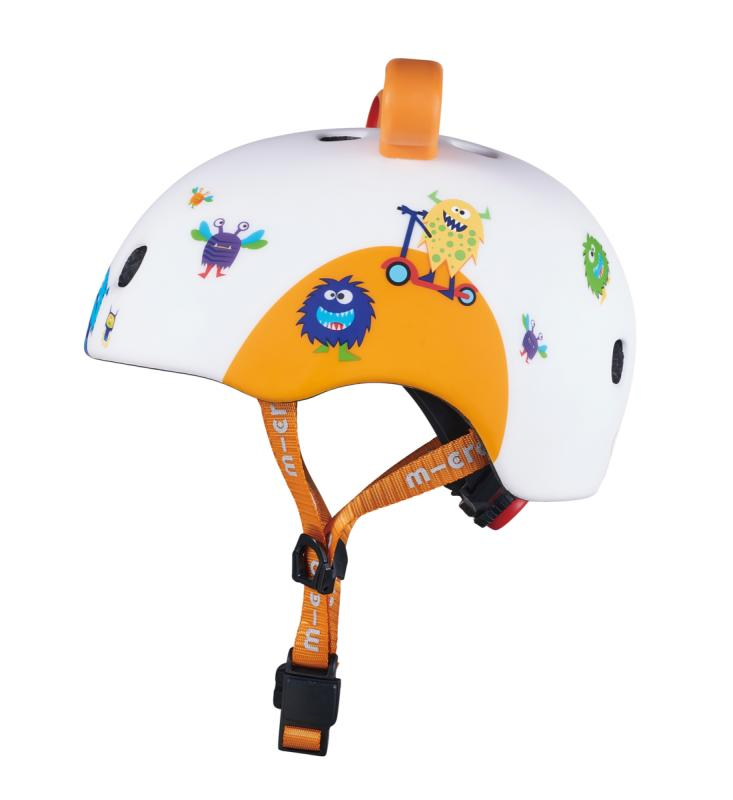 Casco Monstruos 3D -