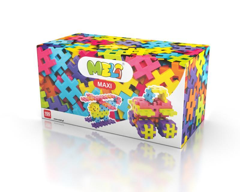 MELI Maxi 100pcs -