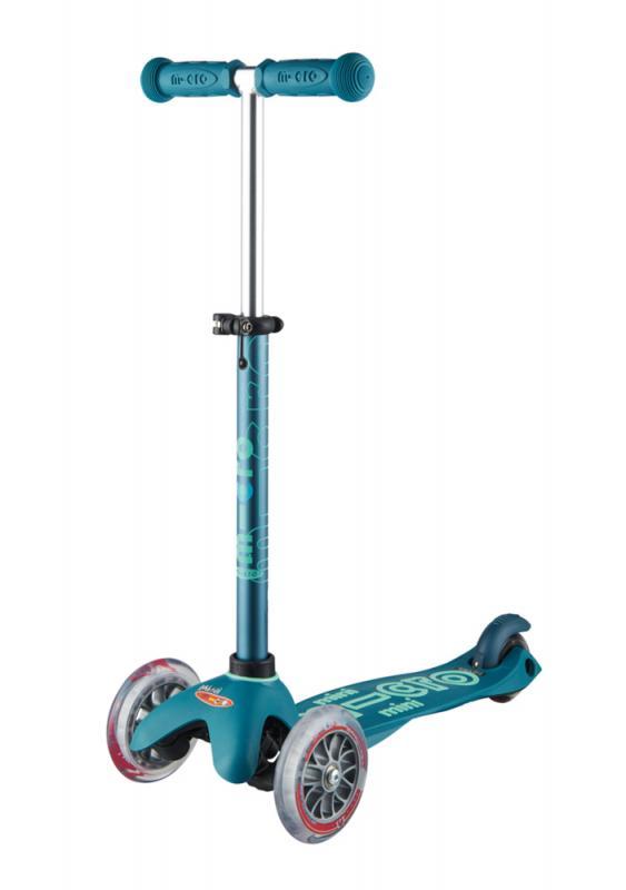 MINI-MICRO DELUXE AZUL HIELO - Deluxe Azul Hielo