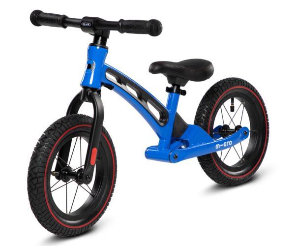 Micro Balance Bike Deluxe Azul -