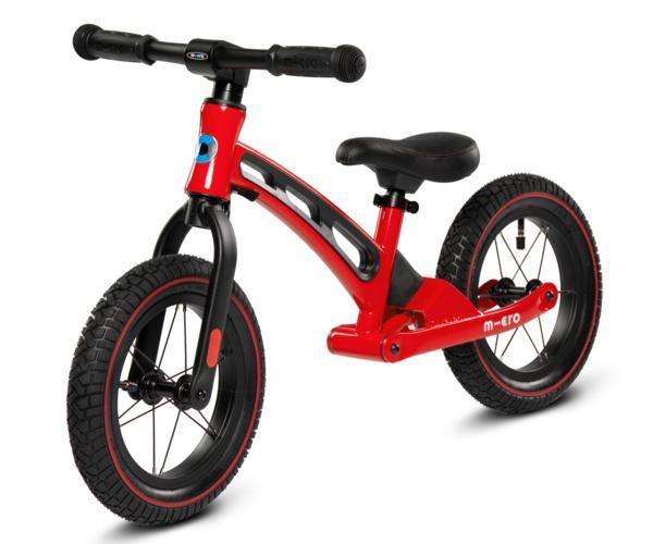 Micro Balance Bike Deluxe Rojo -