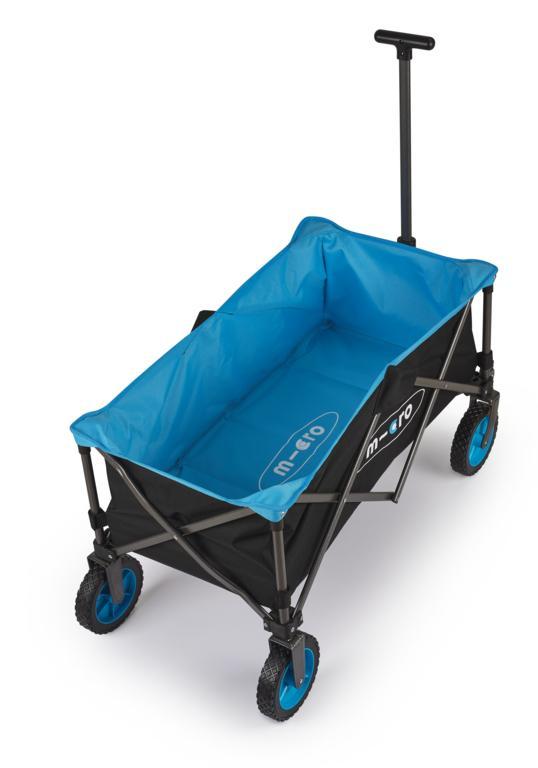 Micro Wagon - Carrito de transporte plegable