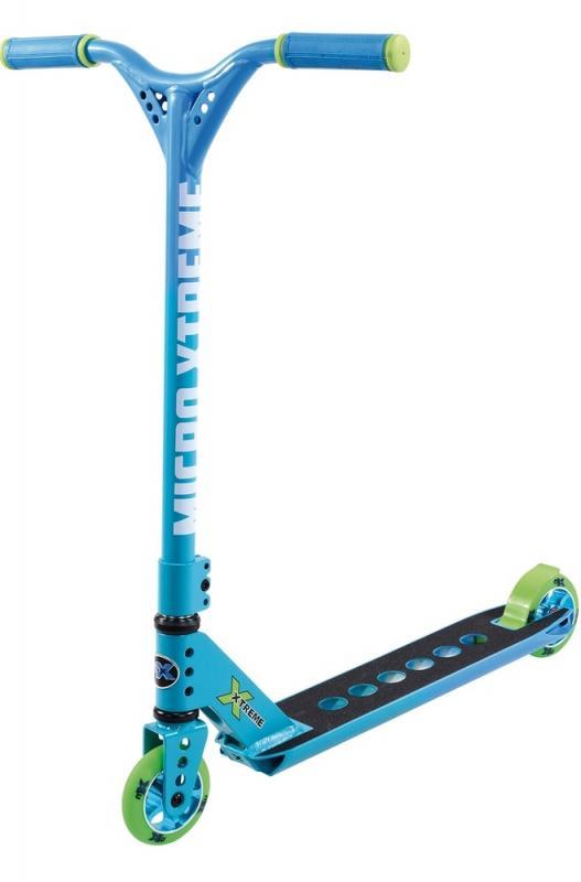 MX Trixx 2.0 Azul - El MX TRIXX es un scooter intermedio, la mejor calidad para iniciarse en el mundo de las acrobacias.