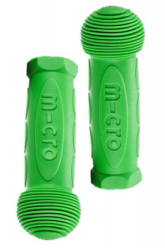 Puños Verdes (AC6008) - Puños para Mini, Maxi, Cruiser, G-Bike y Kickboards.