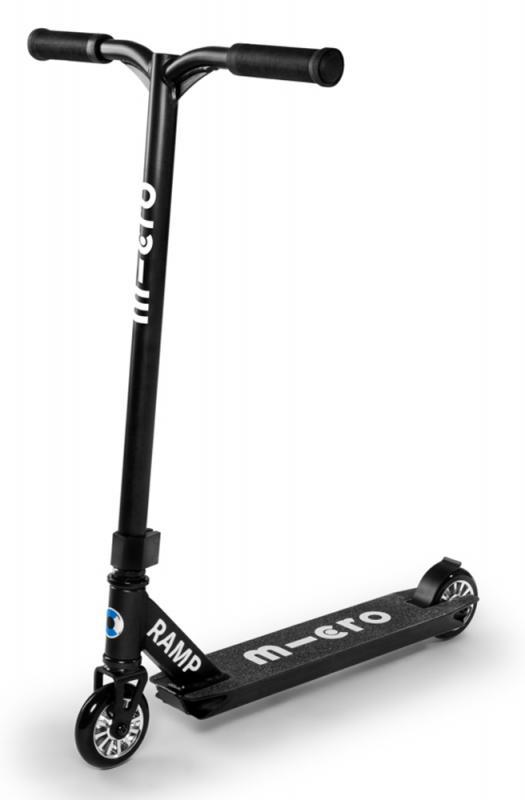 MX Ramp Negro - Perfecto para hacer sus primeros trucos.