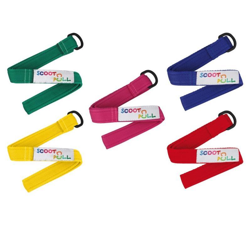 Scoot nPull Rojo - Correa de transporte para Mini & Maxi