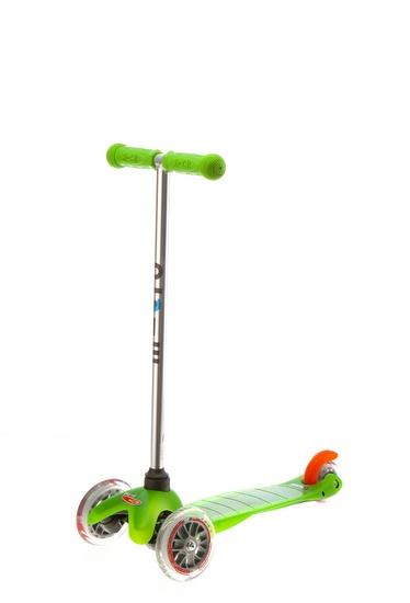 MINI-MICRO GREEN - Color Verde con puños a juego.