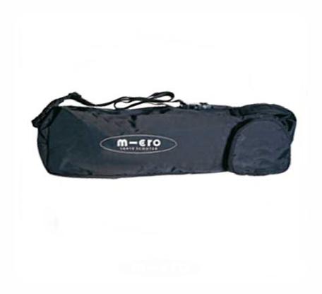 MICRO BAG IN BAG - Bolsa porta-patinetes, en color negro