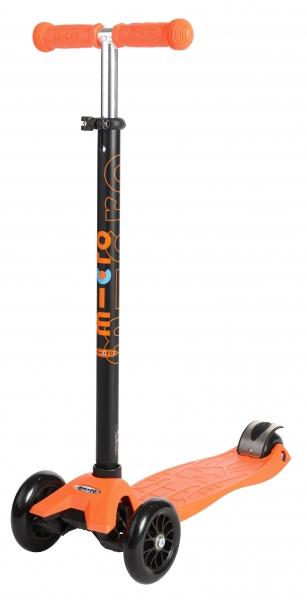 MAXI-MICRO ORANGE T-BAR  - Color Naranja