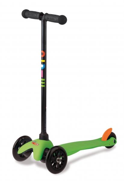 MINI-MICRO Verde SE - Para niños de 2 a 6 años. Nuevo diseño.