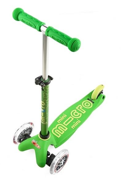 MINI-MICRO DELUXE VERDE - Deluxe Verde