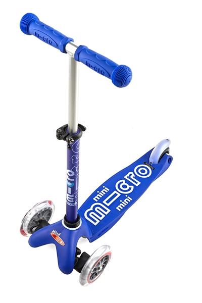 MINI-MICRO DELUXE AZUL - Deluxe Azul