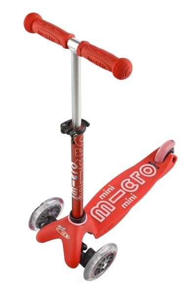 MINI-MICRO DELUXE ROJO - Deluxe Rojo
